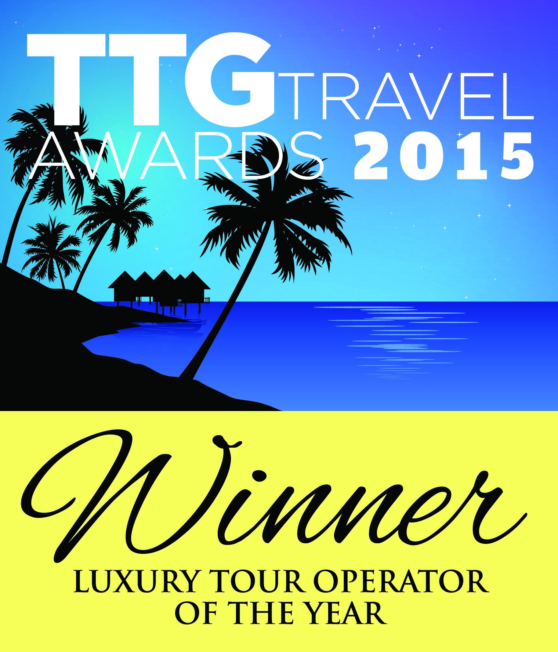 TTG Best Luxury Tour Operator