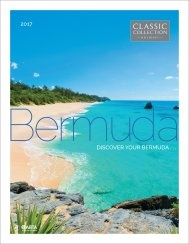 Bermuda 2017 brochure