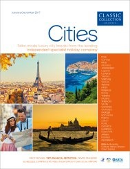 Cities 2017 brochure