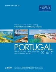 Portugal 2016/17 brochure