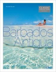 Barbados & Antigua 2017 brochure