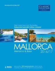 Mallorca 2016/17 Brochure