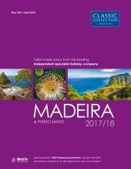 Madeira 2017-18 brochure