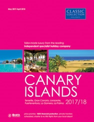 Canaru Islands 17/18 brochure