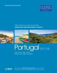 Portugal 2017/18 brochure