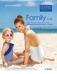 Family 2018 brochure