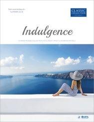 Indulgence Summer 2018 brochure