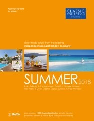 Summer 2018 1st edition brochure
