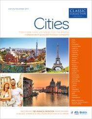 Cities 2018 brochure