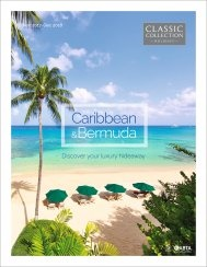 Caribbean and Bermuda 2018 brochure