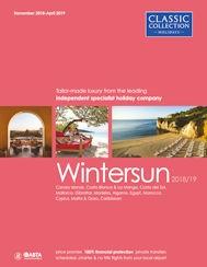 Wintersun 2018/19 brochure