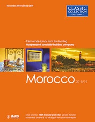 Morocco 2018/19 brochure