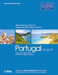 Portugal 2019 brochure
