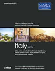 Italy 2019 brochure