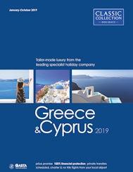Greece and Cyprus 2019 brochure