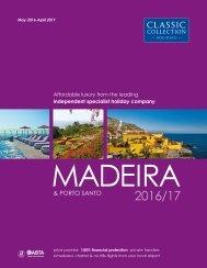 Madeira 2016/17 brochure