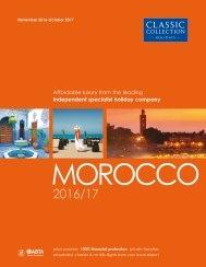 Morocco 2016/17 brochure