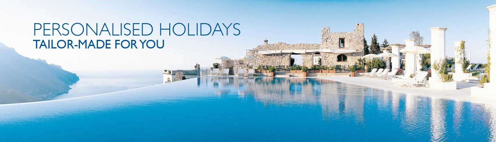 Personalised Holidays