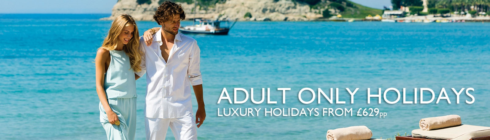 Luxury Adult Only Holidays