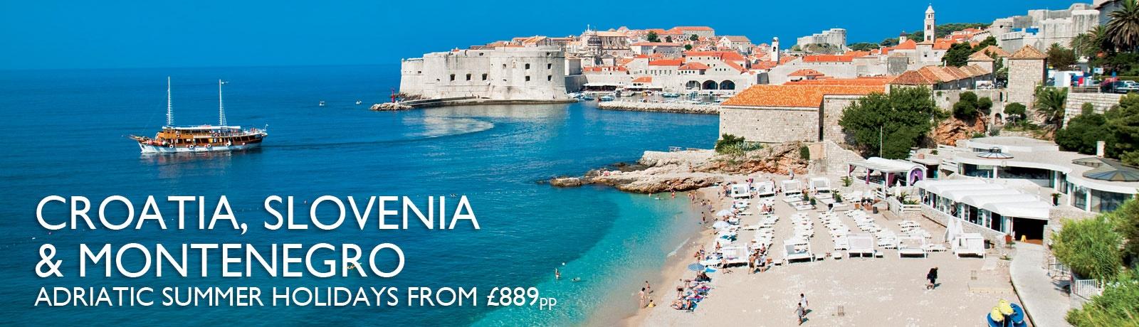 Luxury Holidays, Croatia