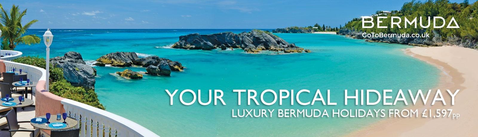 Bermuda: Your Tropical Hideaway