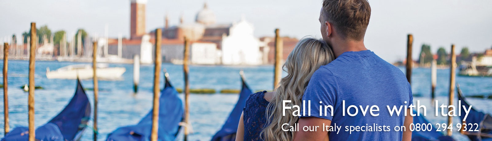 Fall in love with Italy