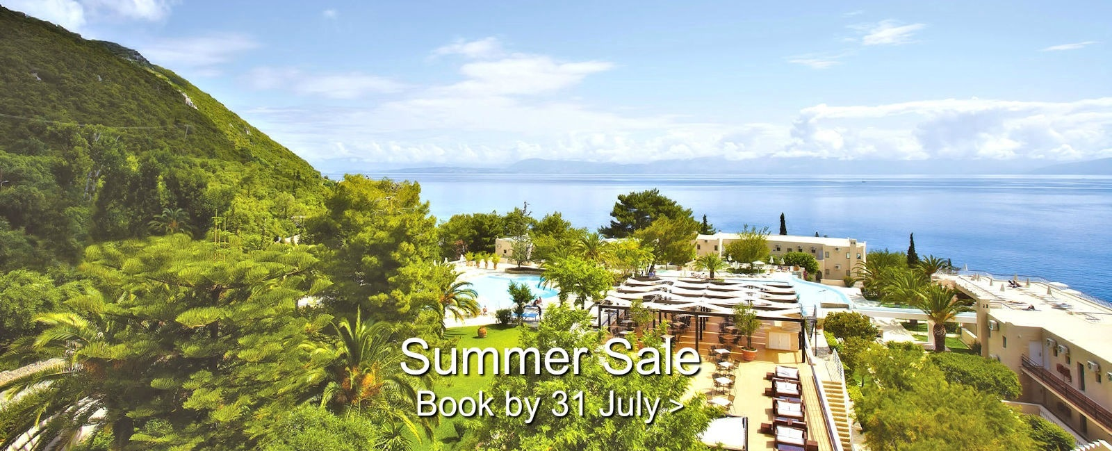 Luxury Holidays Summer Sale