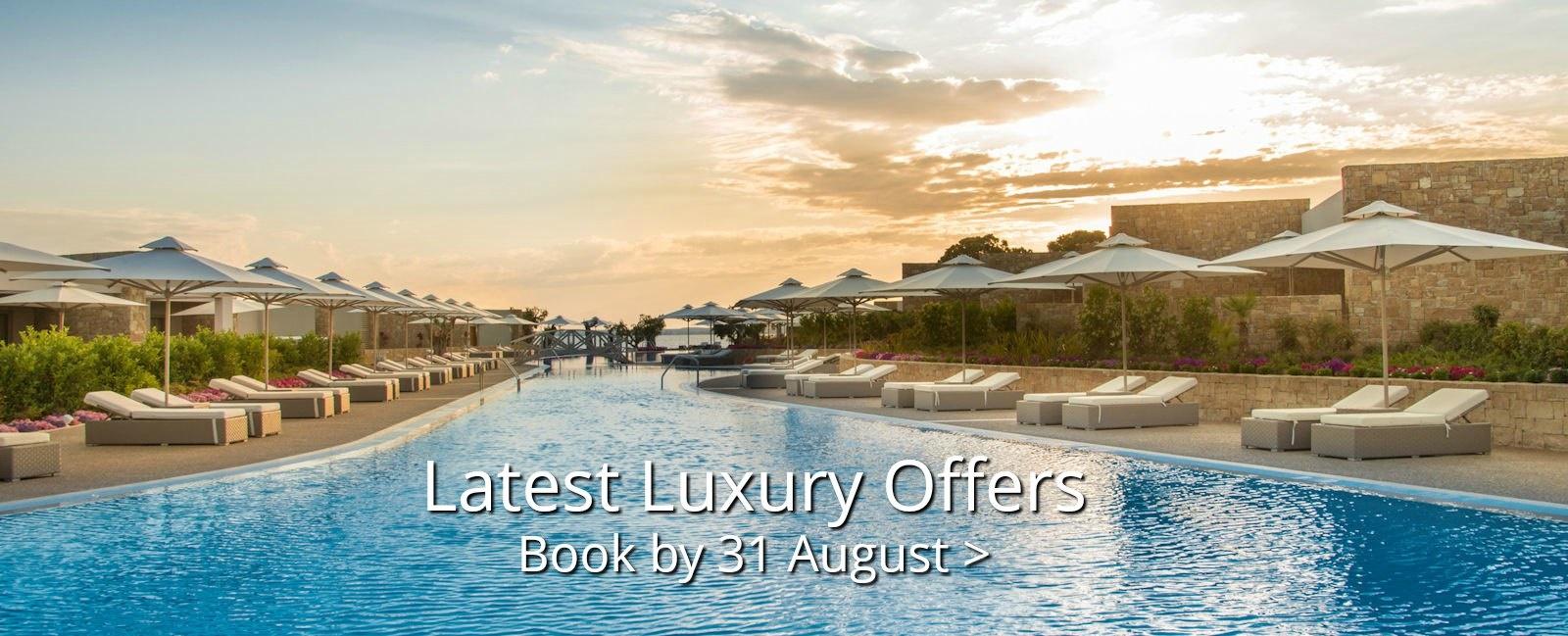 latest luxury offers