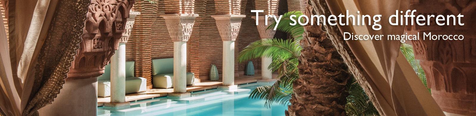 Morocco, Main Image