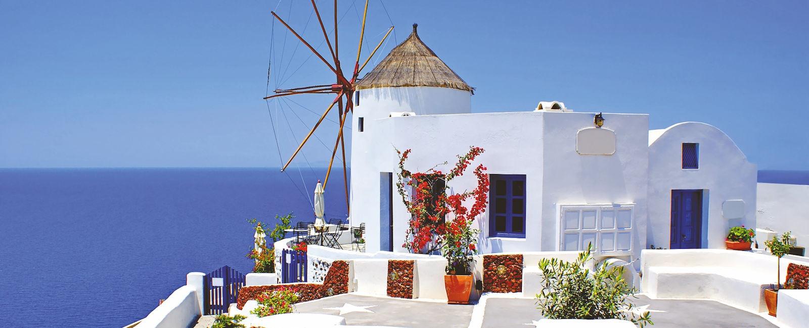 luxury greece holidays