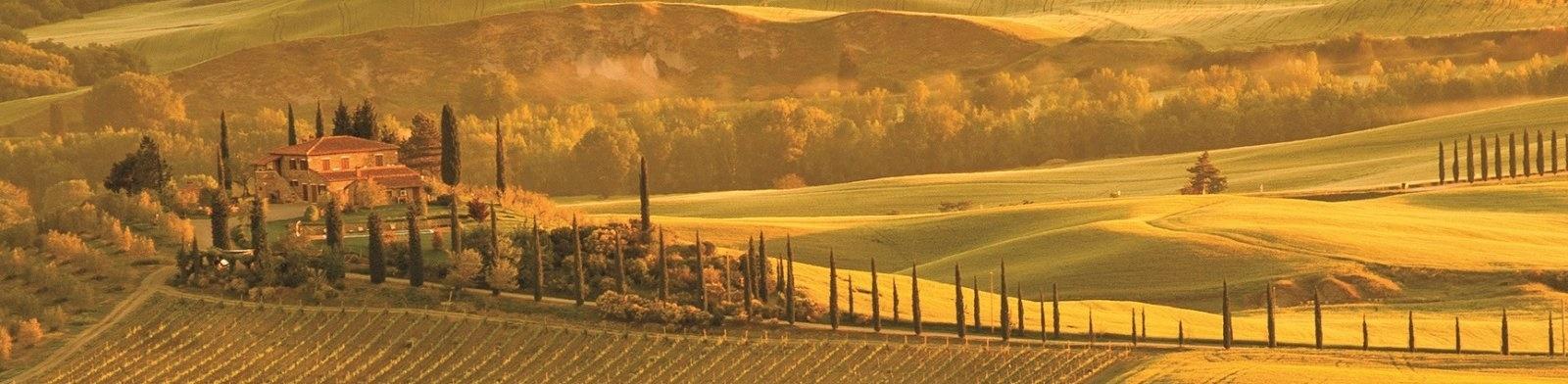 Tuscan Hills, Italy