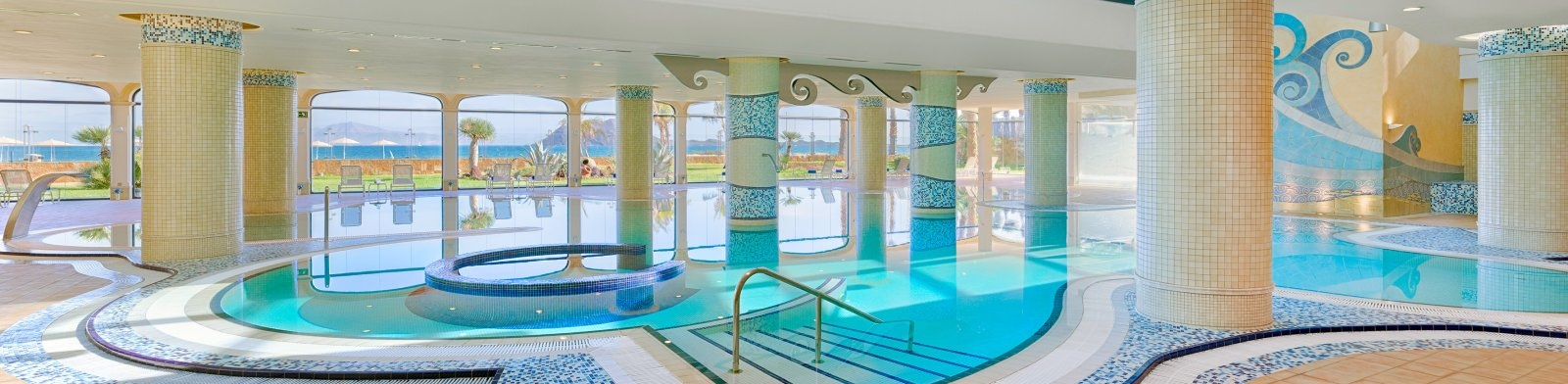 Spa at the Gran Hotel Atlantis Bahia Real