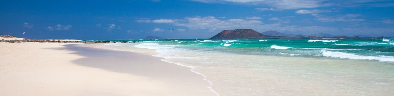 Beach Holidays, Corralejo beach
