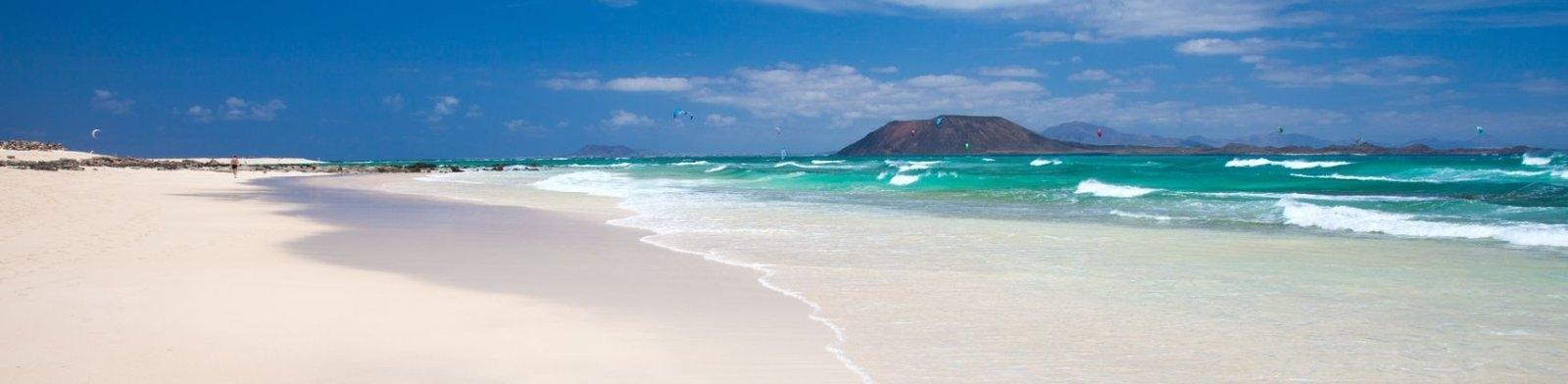 Beach Holidays, Corralejo beach