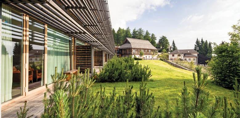 Vigilius Mountain Resort, Thumb