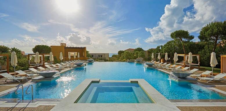 Westin Resort, pool area