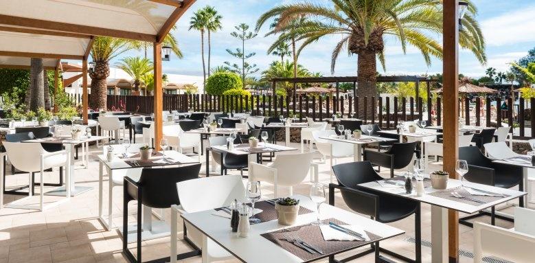 Elba Lanzarote Royal Village Resort, Buffet Yaiza Terrace