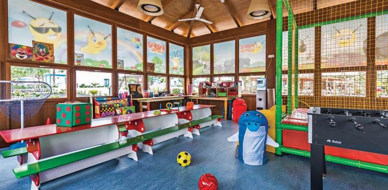 Elba Lanzarote Royal Village Resort, childrens club