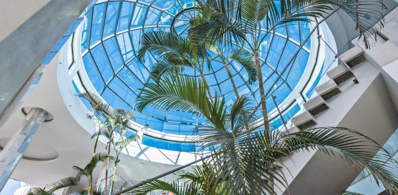 Elba Lanzarote Royal Village Resort, entrance