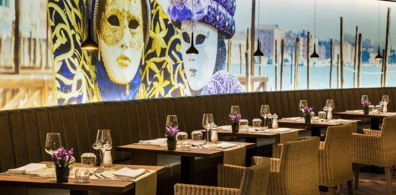 Elba Lanzarote Royal Village Resort, Restaurant La Nonna