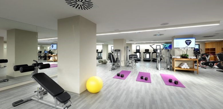 Hard Rock Hotel Tenerife, Gym