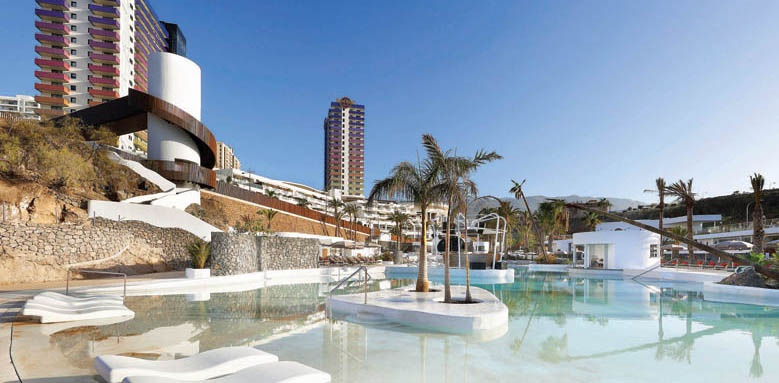 Hard Rock Hotel Tenerife, pool exterior