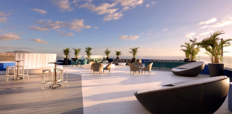 Hard Rock Hotel Tenerife, Terrace