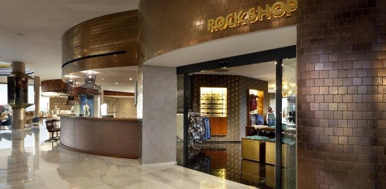 Hard Rock Hotel Tenerife, Hard Rock Shop