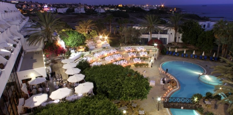 Azia Resort & Spa, Restaurant and Pool
