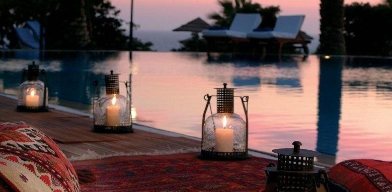 Azia Resort & Spa, Sunset Pool