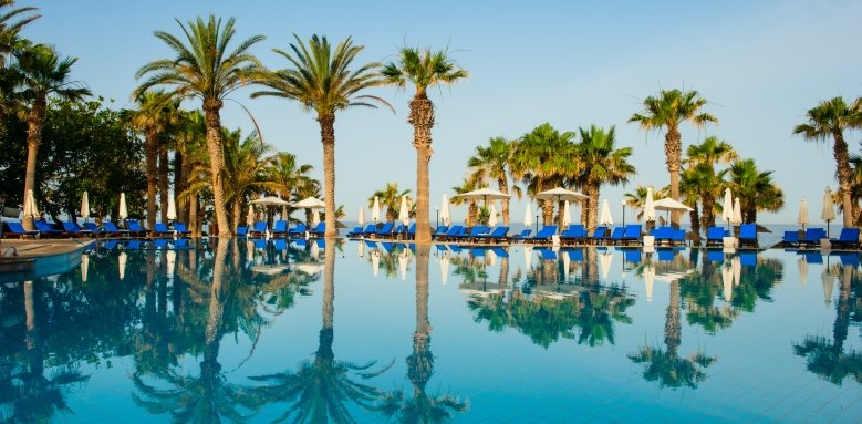 Azia Resort & Spa, Pool Area