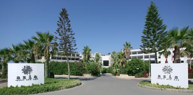 Azia Resort & Spa, Exterior