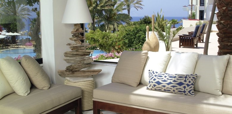 Azia Resort & Spa, Lounge Area