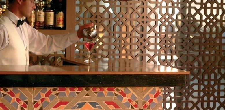 Azia Resort & Spa, Bar
